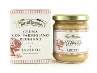 Crema con Parmigiano Reggiano DOP e Ta..