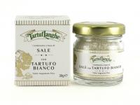 Sel de Guérande con Tartufo Bianco 30g