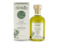 Olio extra vergine con Tartufo Nero Es..