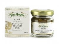Trüffelcreme - Puré di tartufo bianco ..