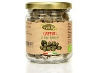 BIO Capperi al sale 140g