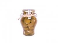 Oliven Gordal mit Knoblauch 300g
