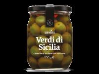 OLIVE verdi di Sicilia 550g