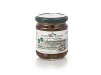 BIO Olive nere denocciolate in olio ex..