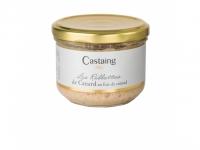 Rillettes de canard au foie gras 180g ..