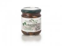 BIO Olive nere in salamoia 180g
