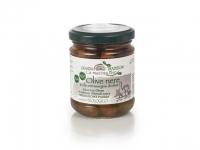 BIO Olive nere in olio extra vergine d..