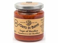 Tomatensauce mit Basilikum 280g
