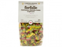 Farfalle colorati (giallo, verde, ross..