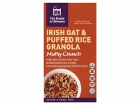 Irish Oat & Puffed Rice Granola NUTTY ..
