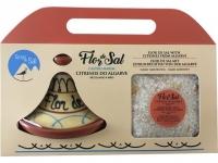 Set - Flor de Sal CITRINOS mit Keramik..