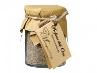 Aromatisiertes Salz mit 5 Gartenkräute..