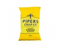 PIPERS CRISP Co - Lye cross CHEDDAR & ..