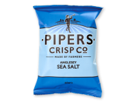 PIPERS CRISP Co - Anglesey SEA SALT 40g