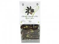 Cantucci al cacao con pistacchi e noci..