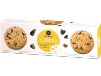 Cookies con pezzi di Cioccolato al Lat..