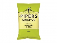 PIPERS CRISP Co - Jalapeño and Dill 150g
