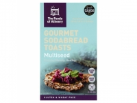 MULTI-SEED Soda Bread Toasts 110g