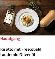 Rezept Frescobaldi Laudemio Risotto