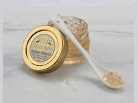 Perlen aus weissem Balsamico mit Granatapfel 50g