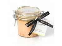 Bloc de foie gras de canard 180g - conserve