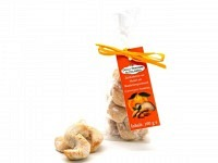 Carezze di Mandorla Pura al Mandarino 160g